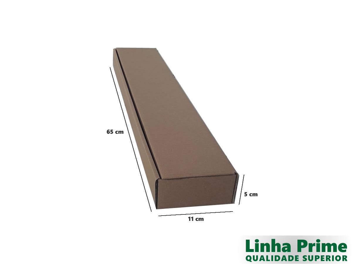 925 Caixas de Papelão 65x11x5 cm | LINHA PRIME