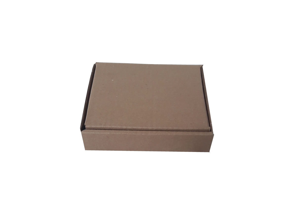 Lote de Caixas de papelão 16x14x3,5 cm