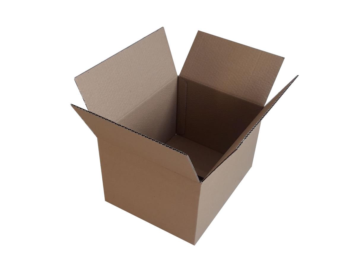 Lote de Caixas de Papelão 35x28x22 cm