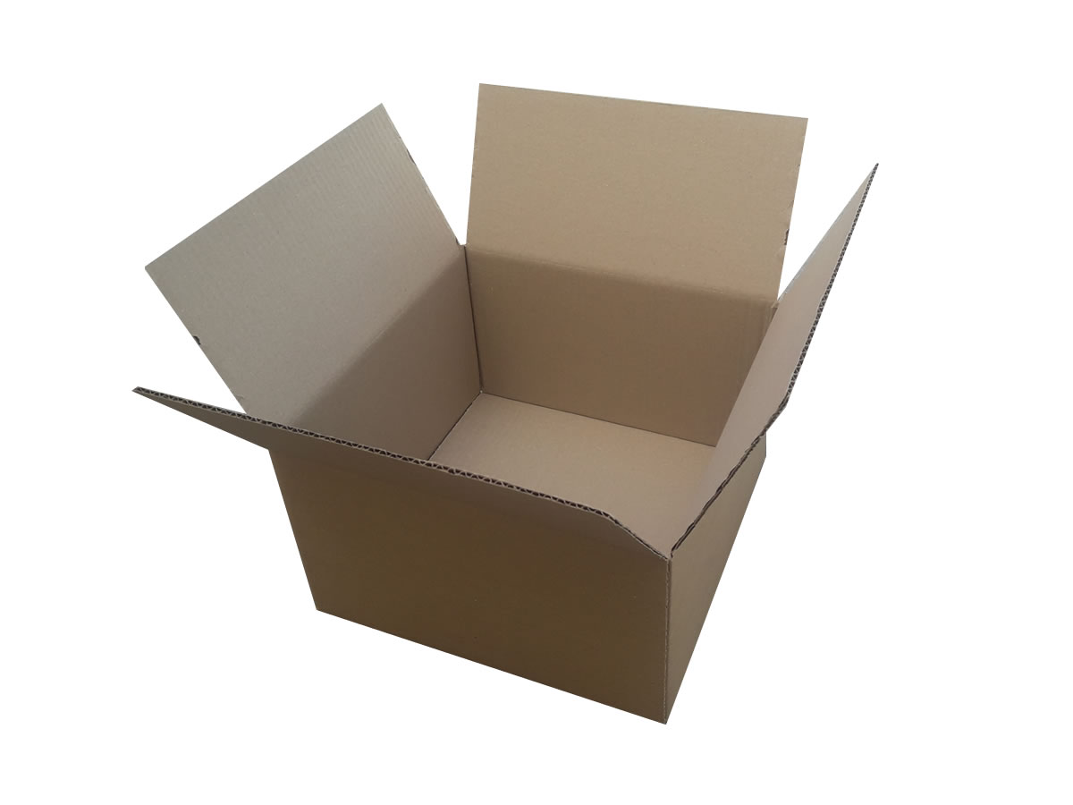 Lote de Caixas de papelão 35x35x20 cm