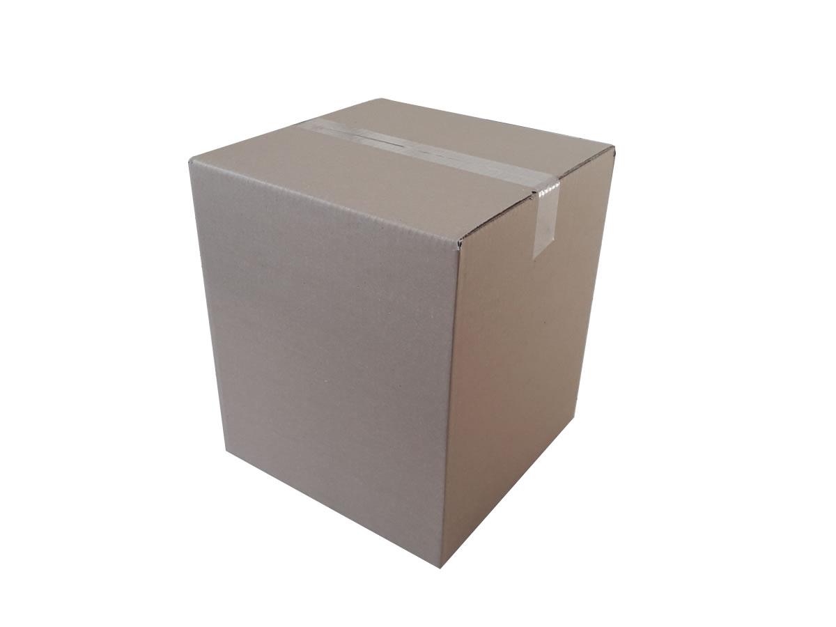 Lote de Caixas de Papelão 35x35x40 cm