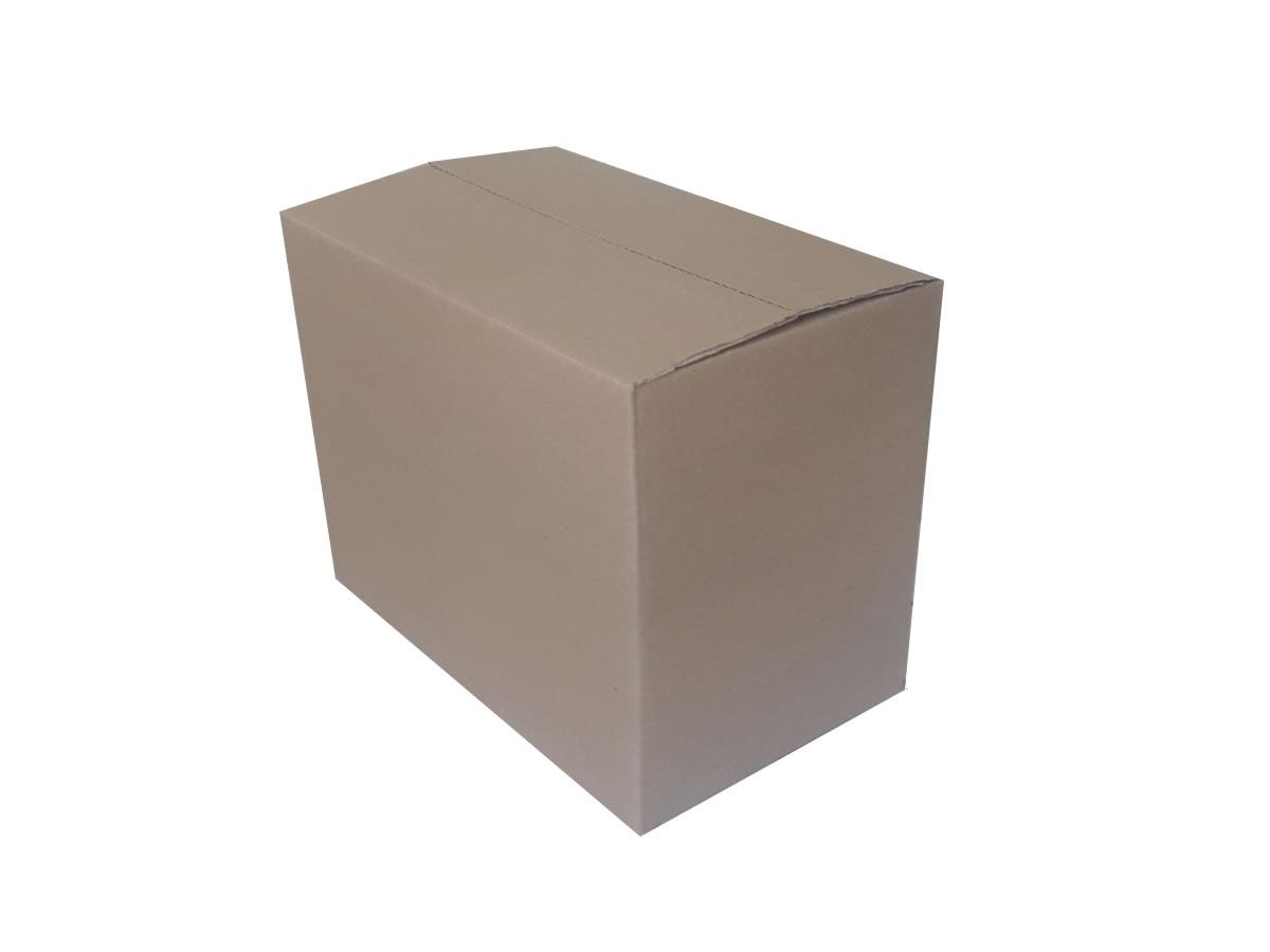 Lote de Caixas de Papelão 40x24x30 cm