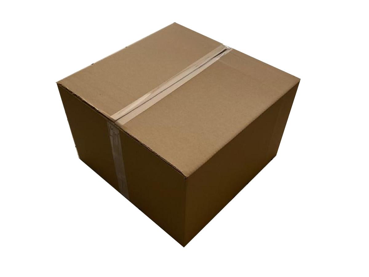 Lote de Caixas de Papelão 48x48x30 cm