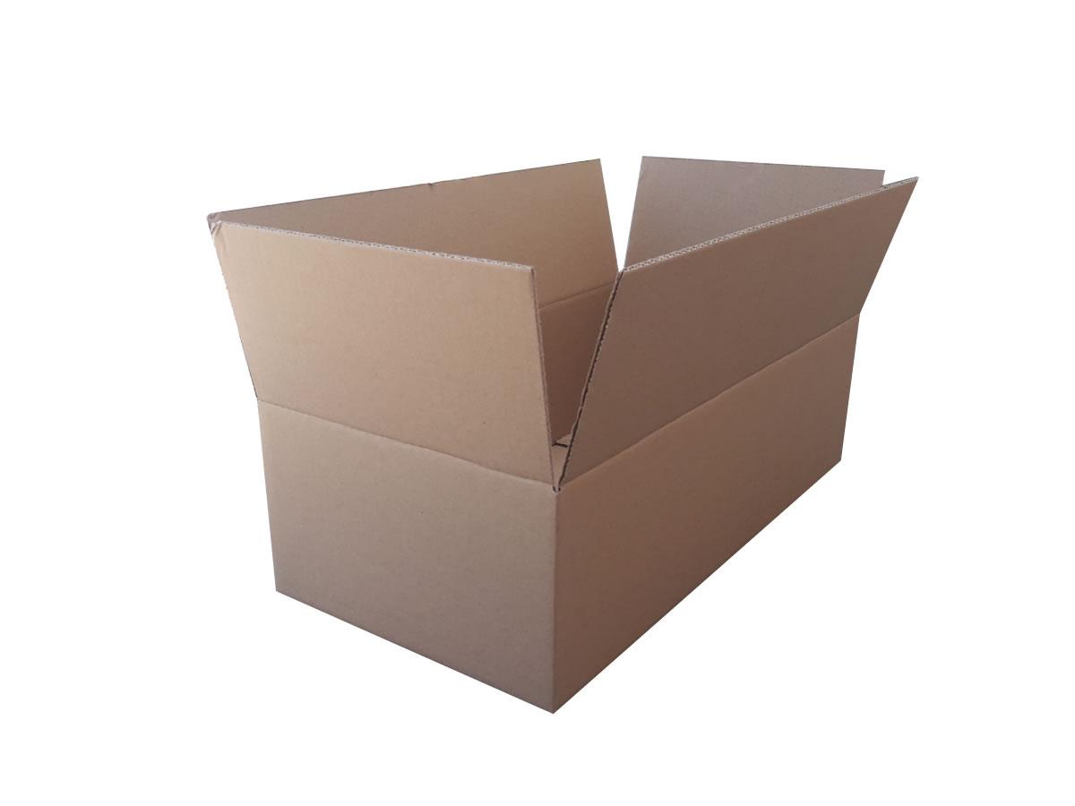 Lote de Caixas de Papelão 60x30x17,5 cm