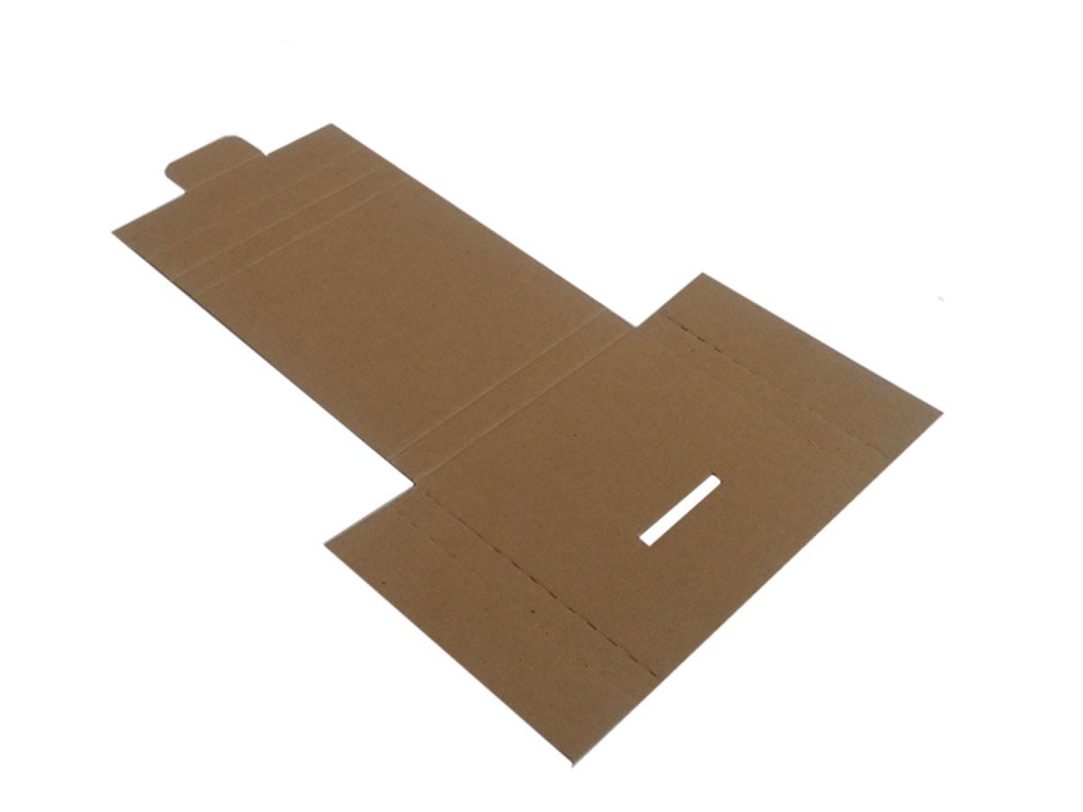 Lote de Caixas de Papelão 14x13x1,5 cm