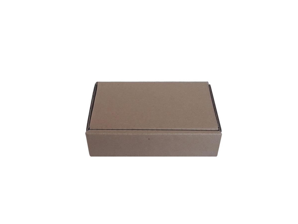 Lote de Caixas de Papelão 17x10x4,5 cm