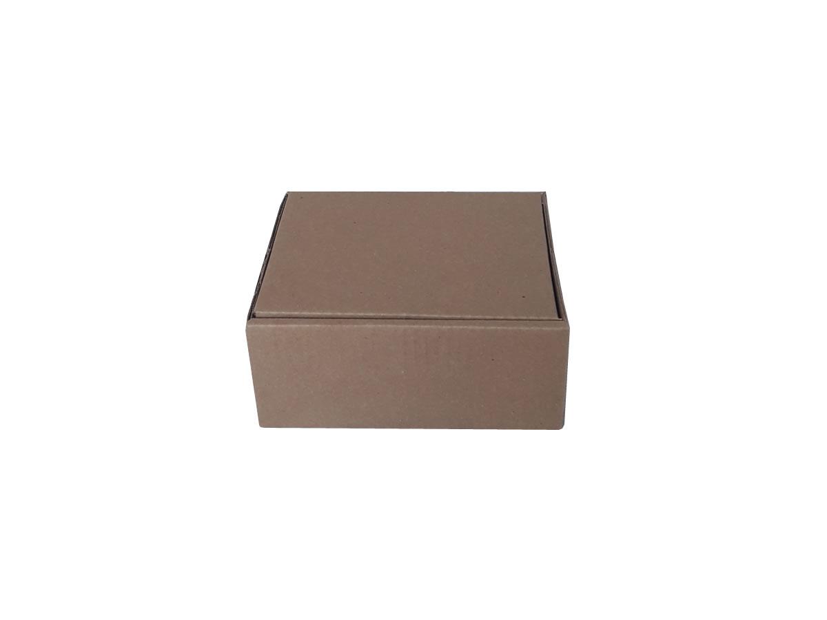 Lote de Caixas de Papelão 18,5x14,5x8,5 cm
