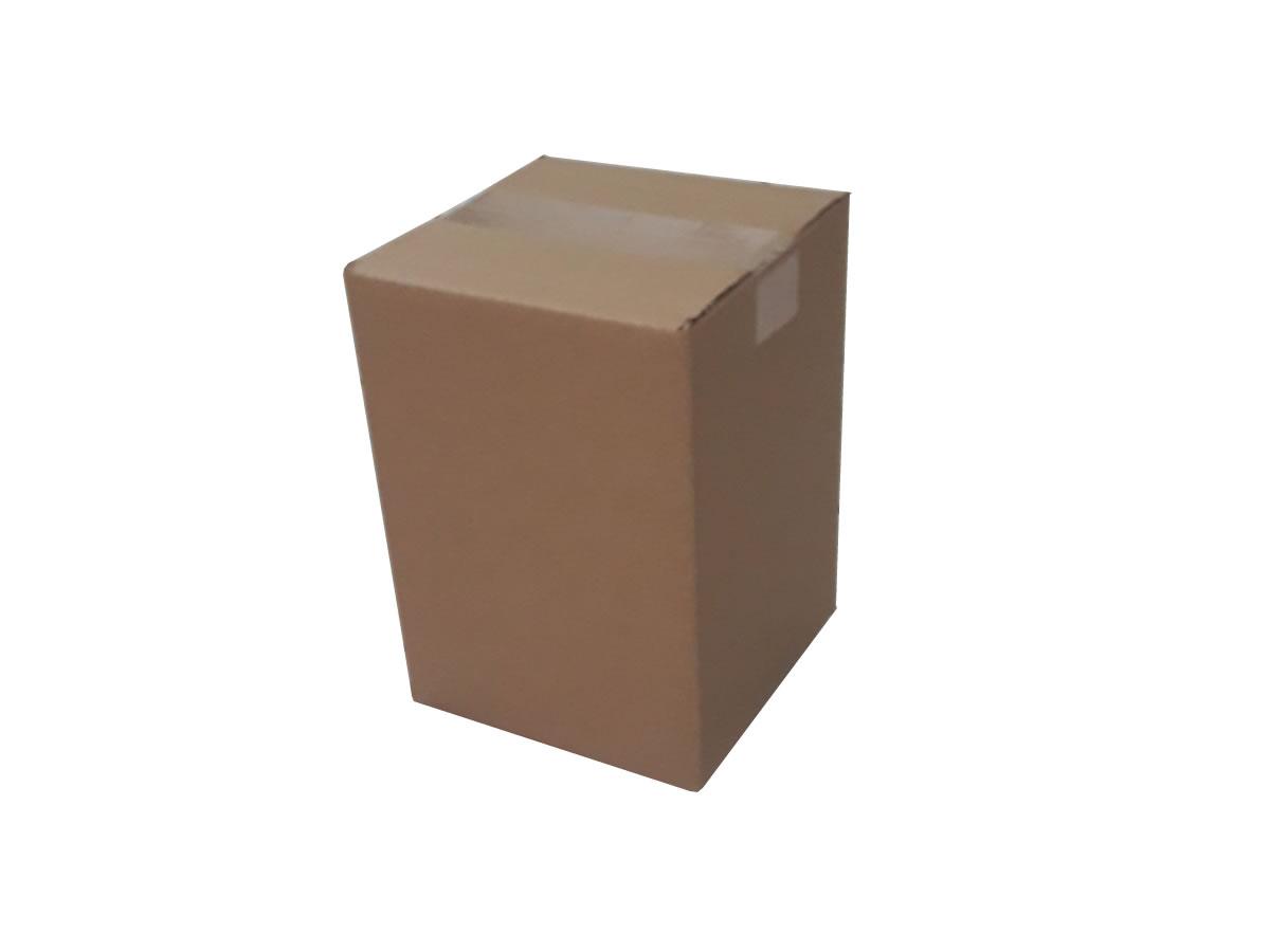 Lote de Caixas de Papelão 18x18x25 cm