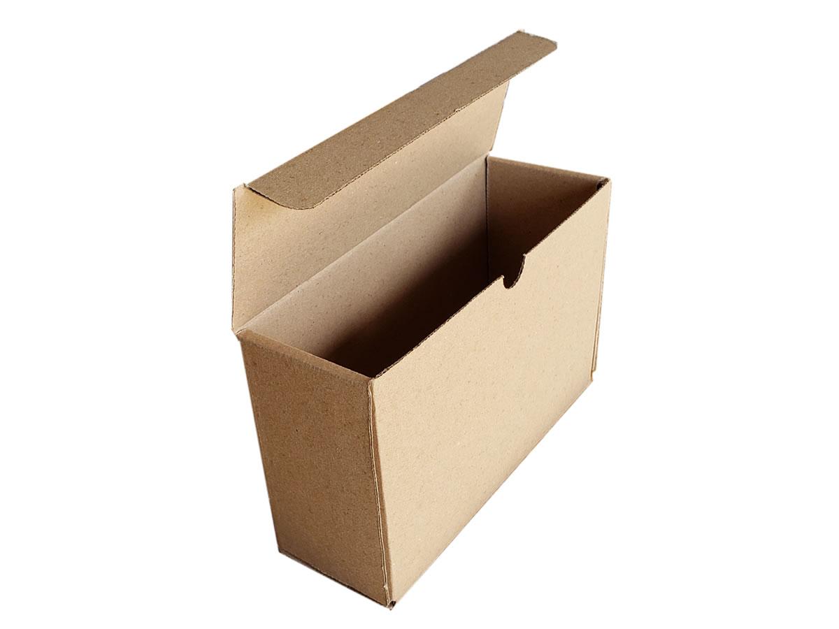 Lote de Caixas de Papelão 18x6,5x12 cm