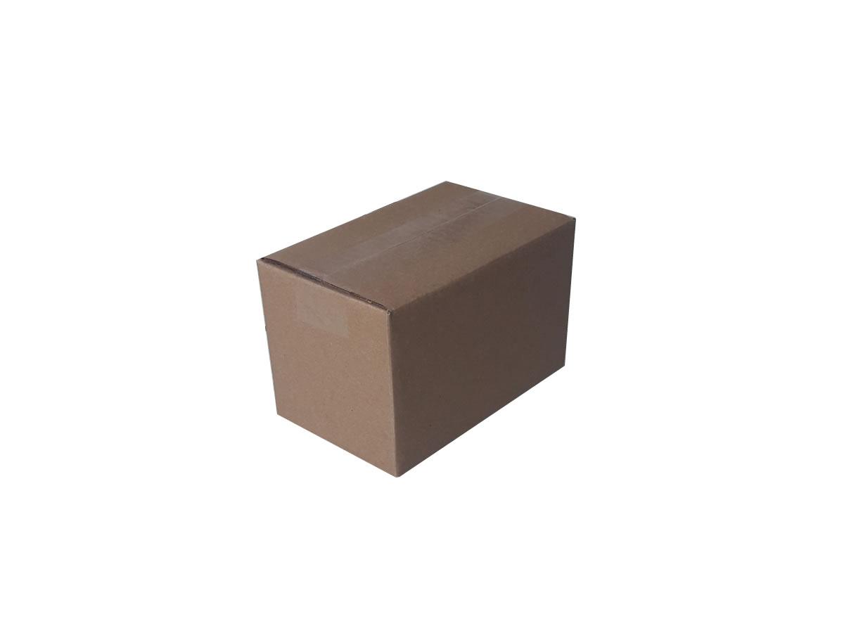 Lote de Caixas de Papelão 19x12x12 cm