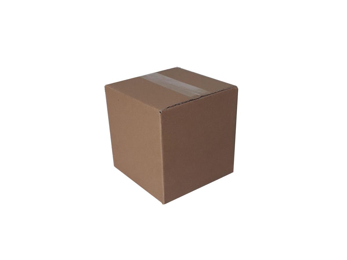 Lote de Caixas de Papelão 20x20x20 cm