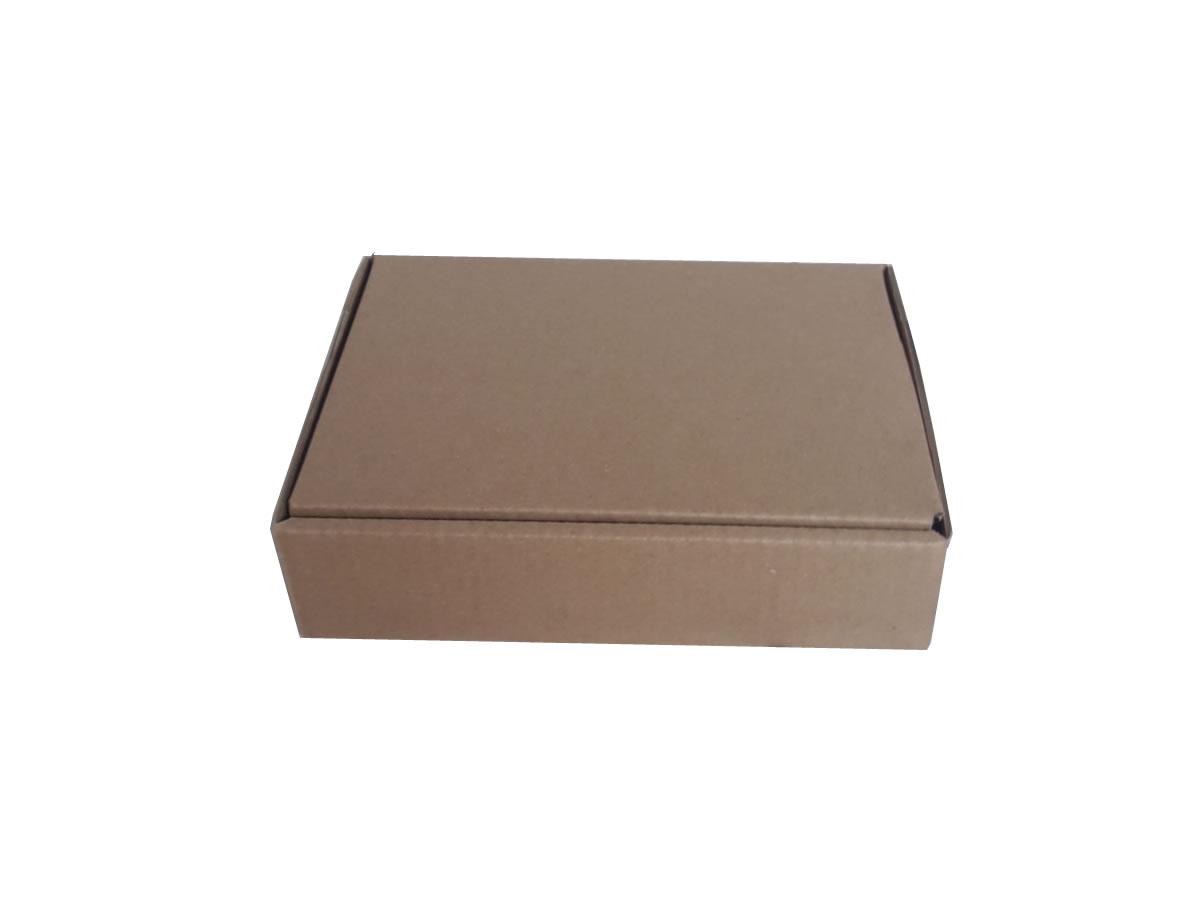 Lote de Caixas de Papelão 23x17x6 cm