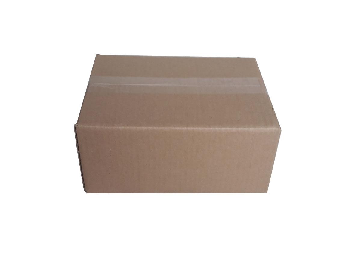 Lote de Caixas de Papelão 28x21x12 cm