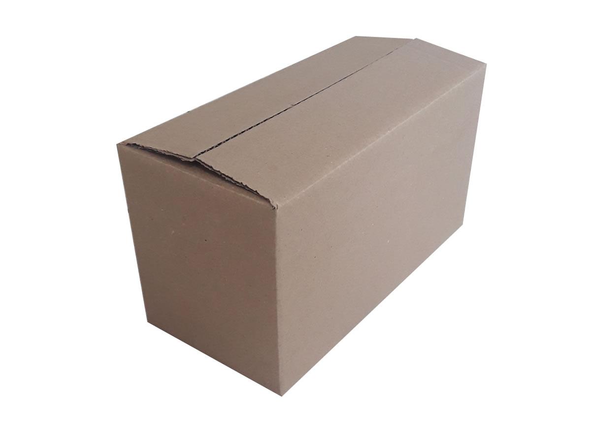 Lote de Caixas de Papelão 29x14x16 cm