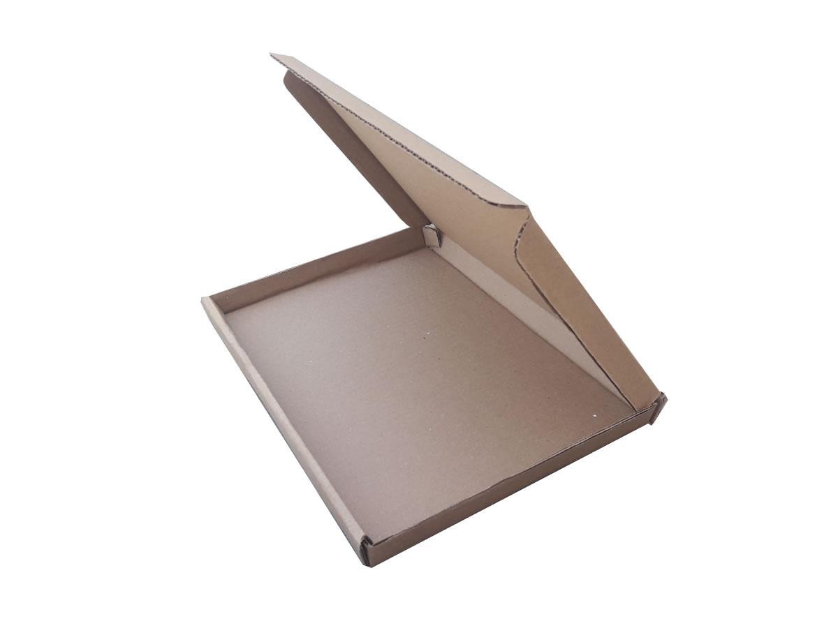 Lote de Caixas de Papelão 30,5x21,5x2 cm