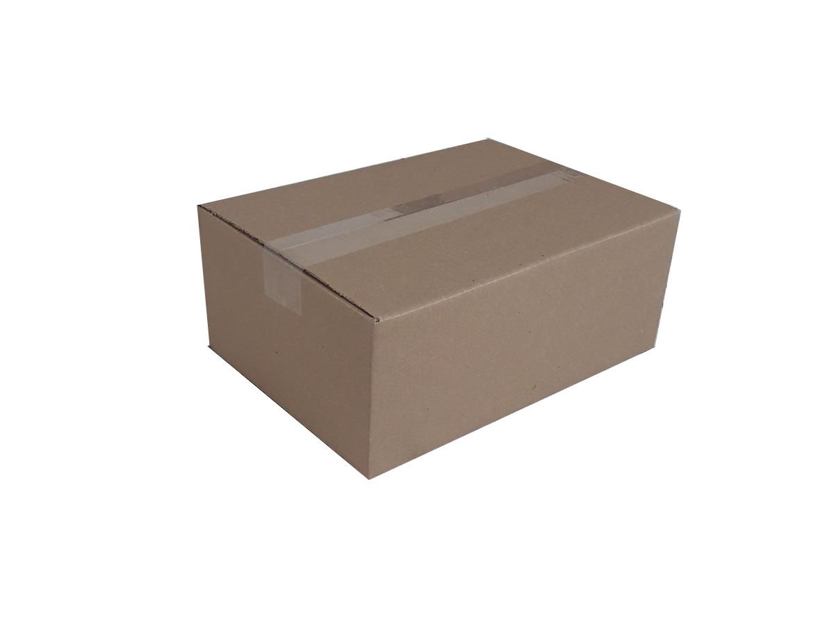 Lote de Caixas de Papelão 31x22x12 cm