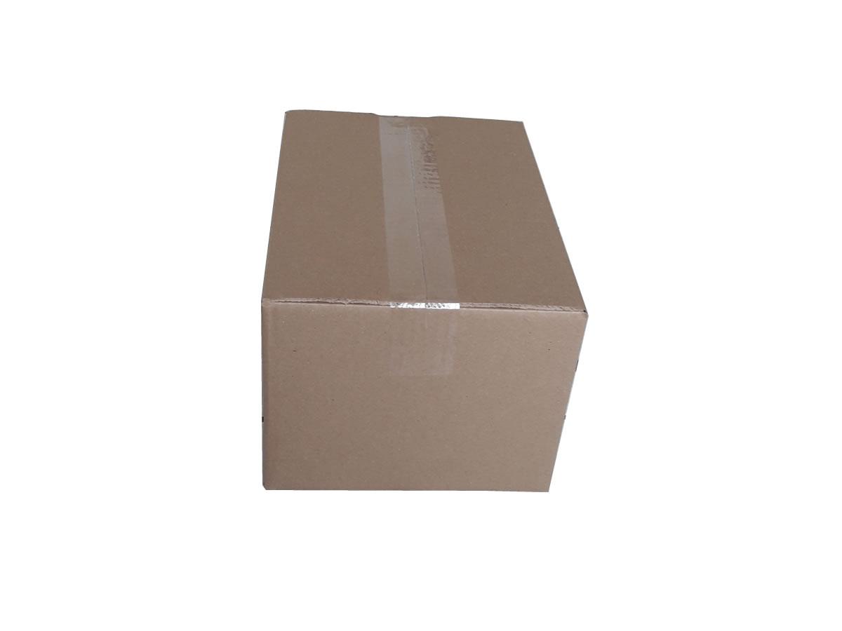 Lote de Caixas de Papelão 31x22x17 cm