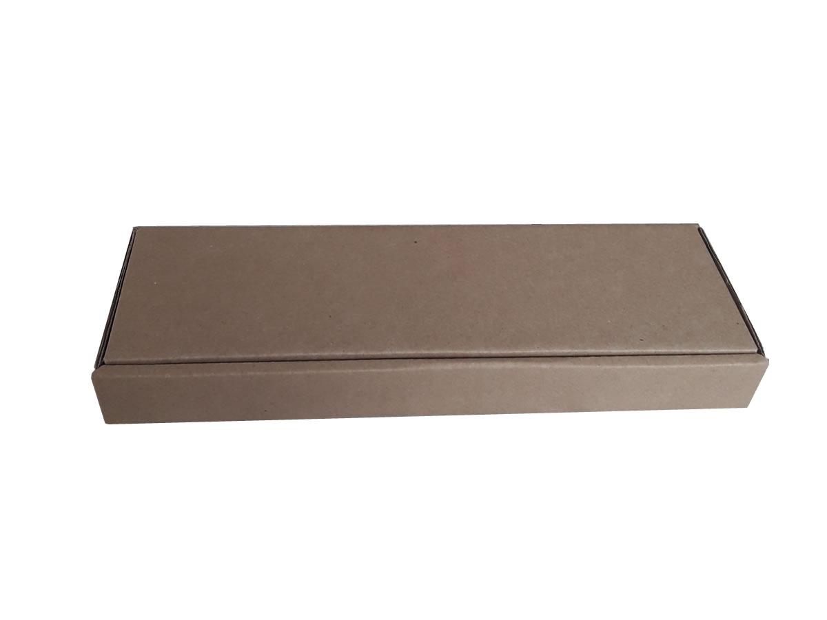 Lote de Caixas de Papelão 35x11x4 cm