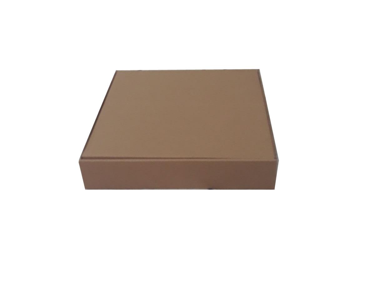 Lote de Caixas de Papelão 35x35x7 cm