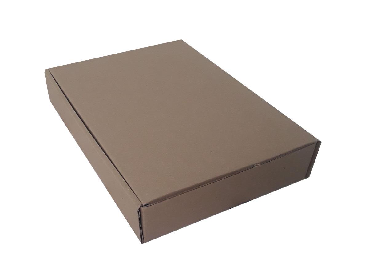 Lote de Caixas de Papelão 36x26x6 cm