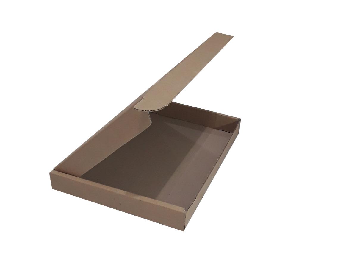 Lote de Caixas de Papelão 36x27x4 cm