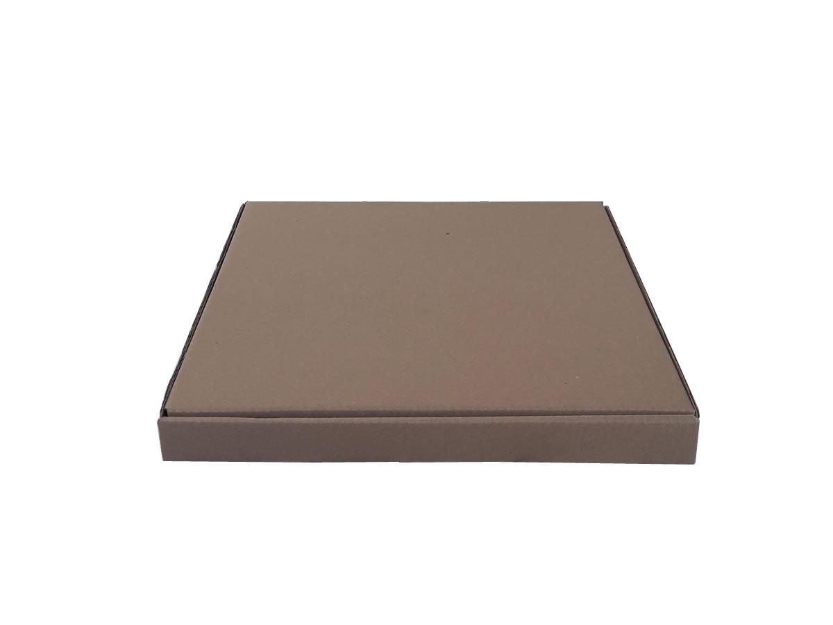 Lote de Caixas de Papelão 40x40x4 cm