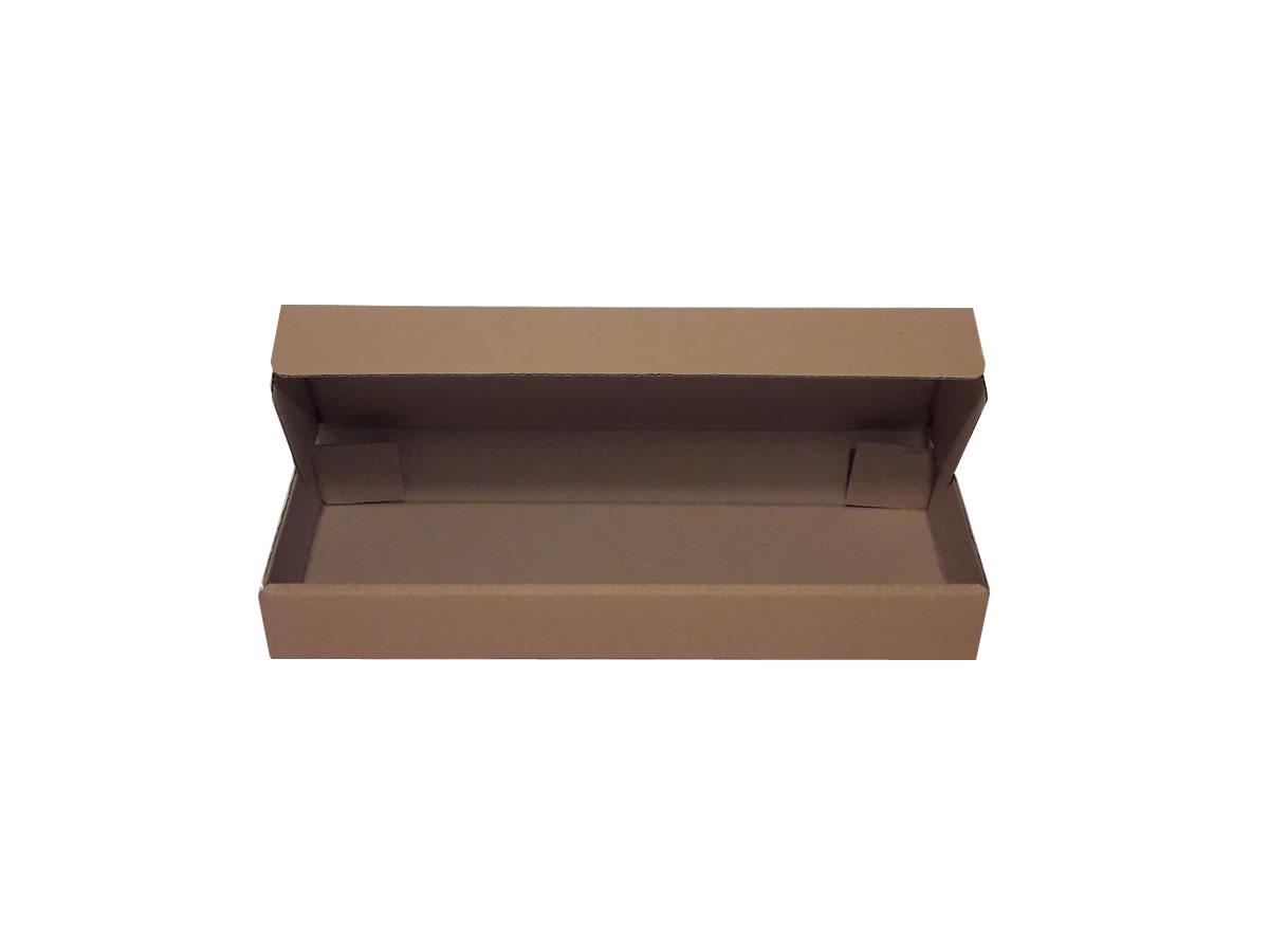Lote de Caixas de Papelão 41x13,5x5 cm