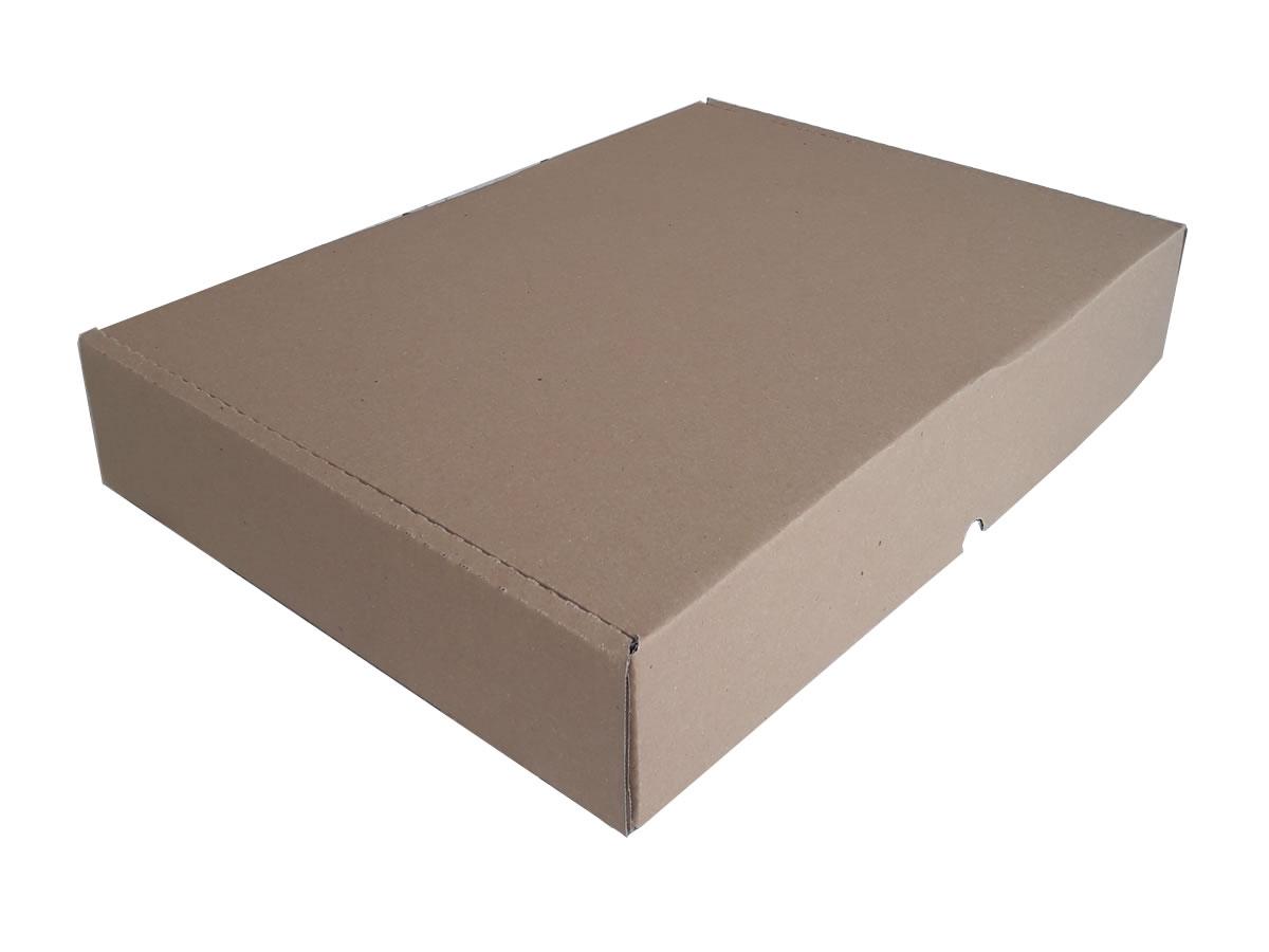 Lote de Caixas de Papelão 46,5x33,7x8 cm