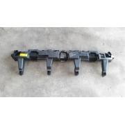 Absorvedor impacto parachoque traseiro Renault Captur original