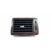 Difusor grade saída ar lateral painel Peugeot 307 esquerdo madeirado original