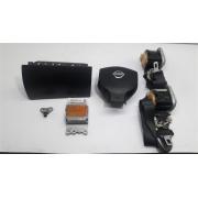 Kit airbag Nissan Livina 2009 2010 2011 2012 2013 2014 original