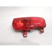 Lanterna neblina refletor parachoque traseiro Peugeot 207 passion esquerda COM DETALHE