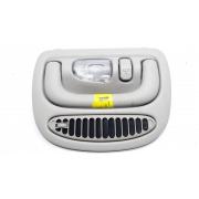 Luz interna alça pega mão teto Chrysler Grand Caravan 1996 1997 1998 1999 2000 traseiro esquerdo original