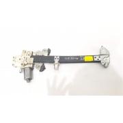 Máquina elevador motor vidro elétrico Honda Fit 2009 2010 2011 2012 2013 2014 traseiro esquerdo original