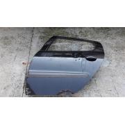 Porta traseira esquerda Peugeot 206 207 com detalhe original
