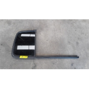Vidro lateral fixo porta Clio 2000 2001 2002 2003 2004 2005 2006 2007 2008 2009 2010 2011 2012 traseiro direito original