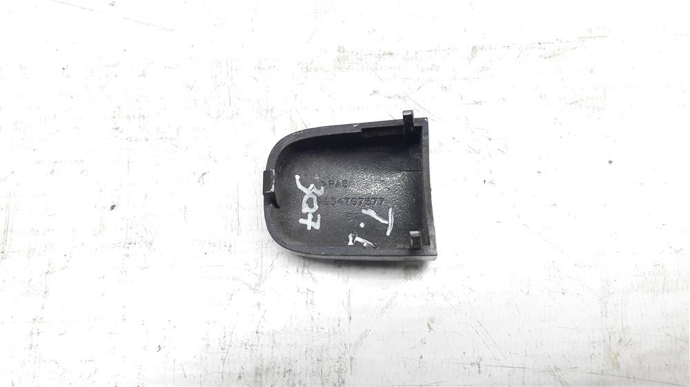 Acabamento capa maçaneta puxador externo Peugeot 307 original
