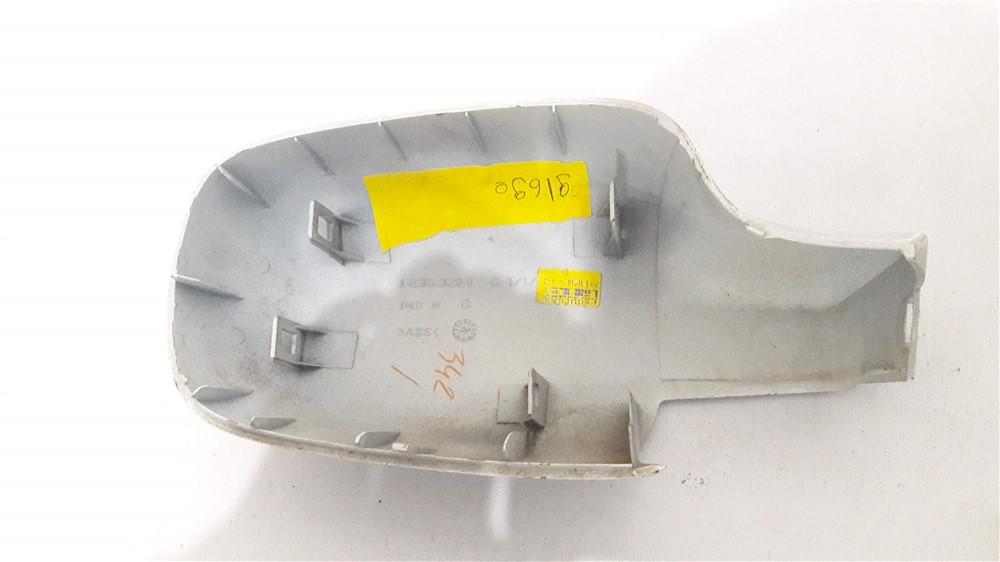 Acabamento capa retrovisor externo Megane 1998 1999 2000 2001 2002 2003 2004 2005 2006 2007 2008 2009 2010 2011 2012 esquerdo original