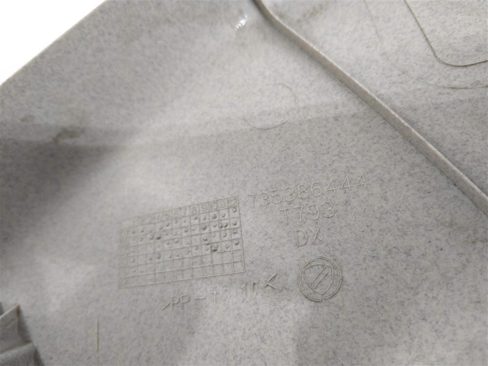Moldura acabamento interno vidro vigia linea 2008-2012 traseiro direito