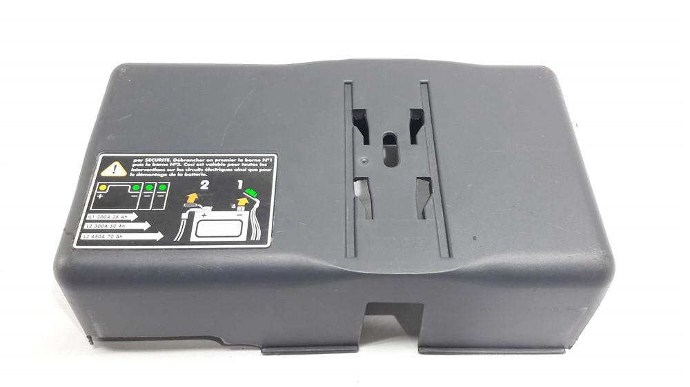 Acabamento tampa caixa bateria Xsara Picasso 2001-2008 original