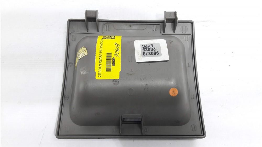 Acabamento tampa caixa fusíveis painel Xsara Picasso 2001-2008 original