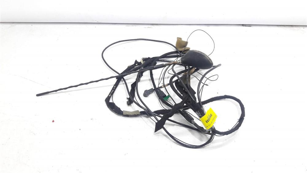 Antena chicote rádio teto externa Peugeot 307 original