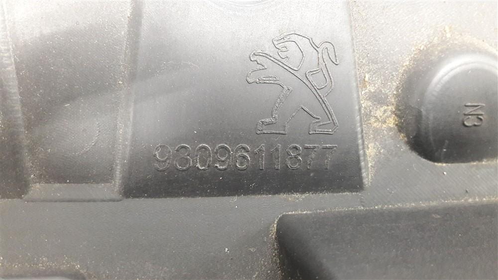 Armadura parachoque dianteiro Peugeot 408 original