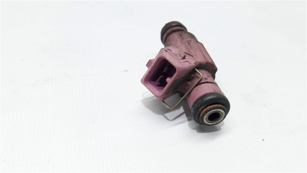 Bico injetor Peugeot 206 207 Citroen C3 1.4 8v flex original