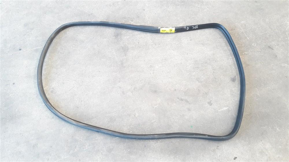Borracha vedação porta Peugeot 307 traseira direita original