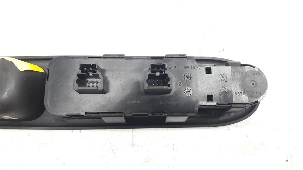 Botão comando vidro elétrico Peugeot 307 Motorista original