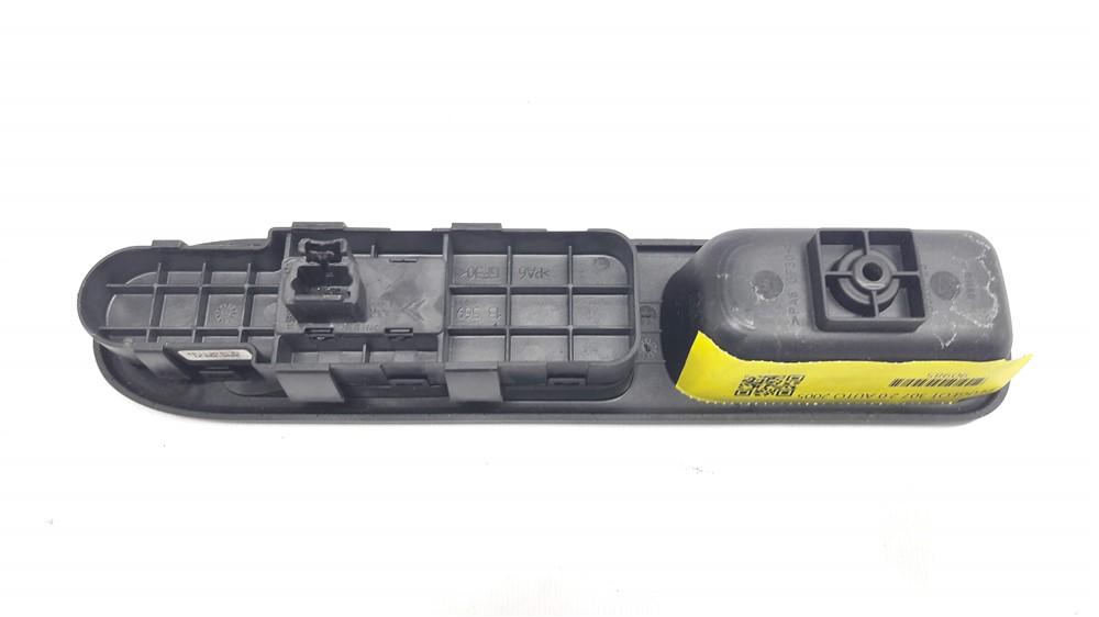 Botão comando controle vidro elétrico Peugeot 307 direito original