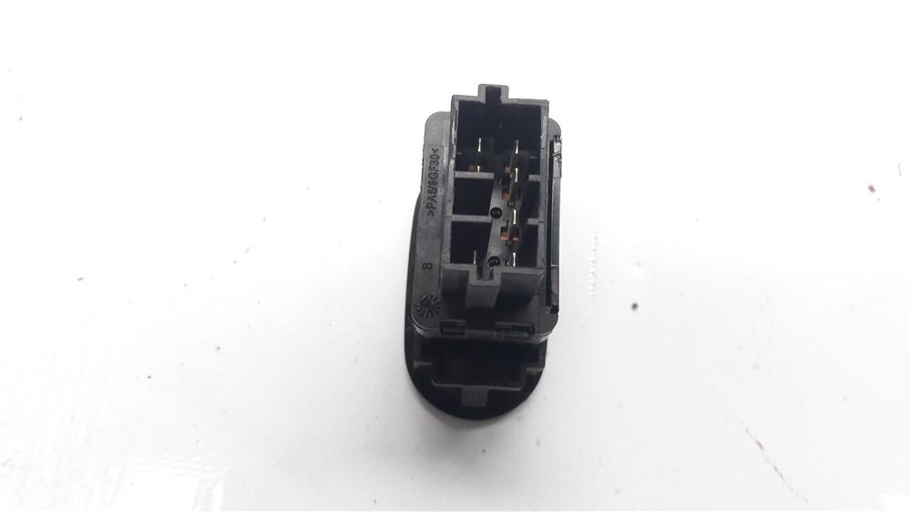 Botão simples comando controle vidro elétrico Citroen C3 2003 2004 2005 2006 2007 2008 2009 2010 2011 2012 original