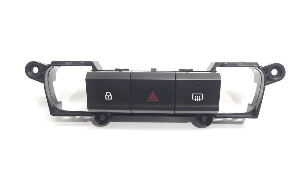 Botão Trava Alerta Desembaçador Renault Kwid original