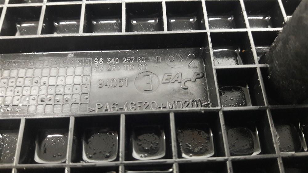 Capa proteção Superior correia dentada Xsara Picasso Peugeot 307 2.0 16v original